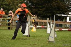 Agility workshop Wendy Willemse